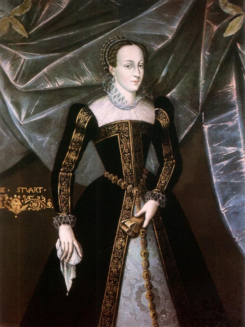 UM INCIDENTE NA VIDA DE MARIA STUART- Conto Histórico de Alexandre Dumas