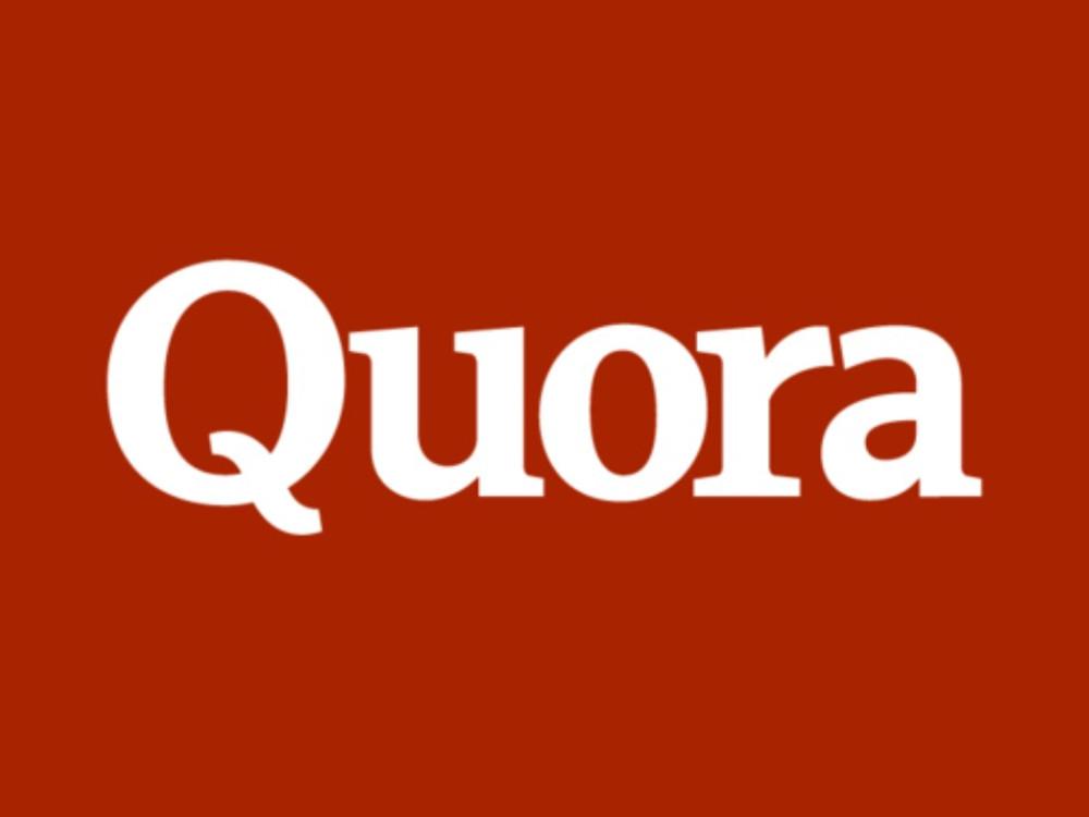 Pilih Quora jika...