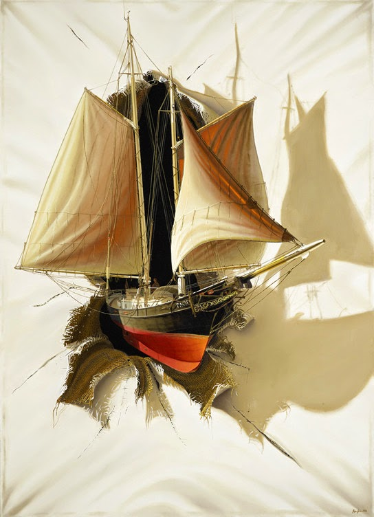 17-Jürgen-Geier-Ships-and-Maritime-Surreal-Paintings-www-designstack-co