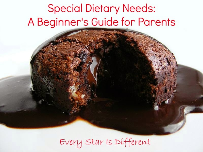 A beginners guide to special dietary needs