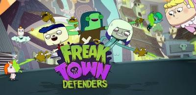 Free Download Freaktown Defenders v1.1 APK