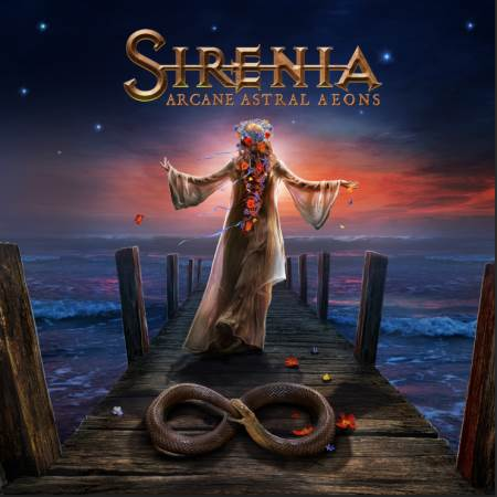 "SIRENIA: Lyric video για το νέο κομμάτι ""Love Like Cyanide"" με την συμμετοχή του Γιάννη Παπαδόπουλου"