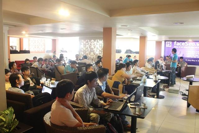 Đào tạo SEO tại Bình Phước uy tín nhất, chuẩn Google, lên TOP bền vững không bị Google phạt, dạy bởi Linh Nguyễn CEO Faceseo. LH khóa đào tạo SEO mới 0932523569.
