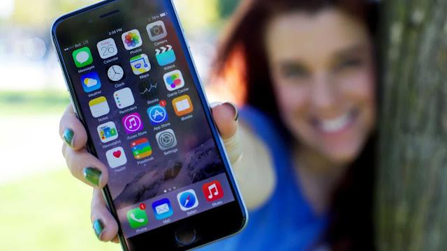 CARA MENGUBAH TAMPILAN SMARTPHONE MENJADI Iphone