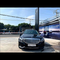 Mercedes C250 Exclusive 2019 đã qua sử dụng màu Đen