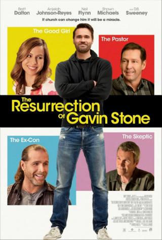 The Resurrection of Gavin Stone [2017] [DVDR] [NTSC] [Latino]