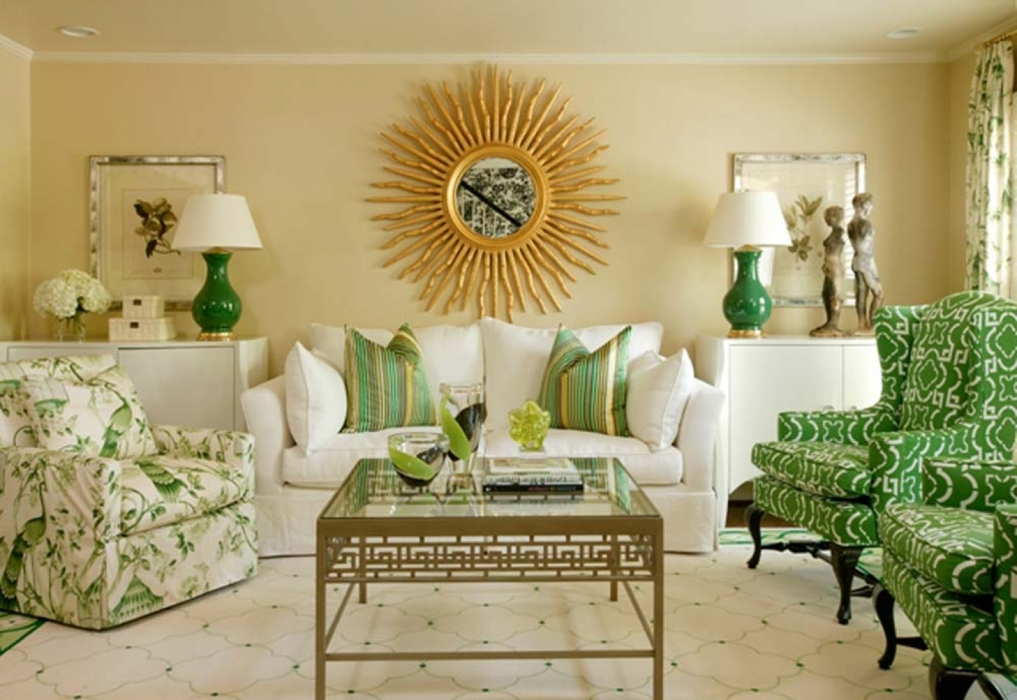 Green Interior Design and Furnitures - Bahay OFW