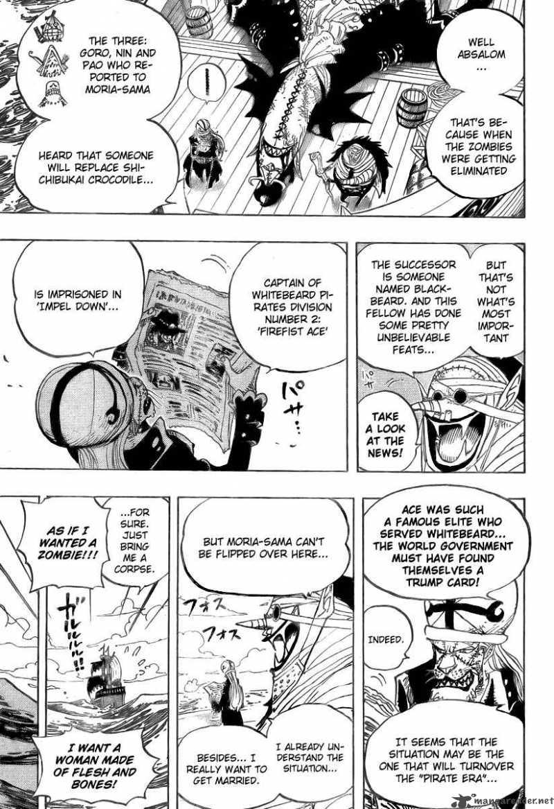 One Piece 486