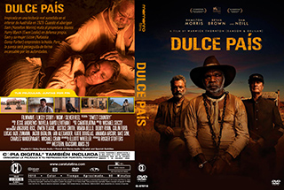 Sweet Country - Dulce Pais - Cover DVD