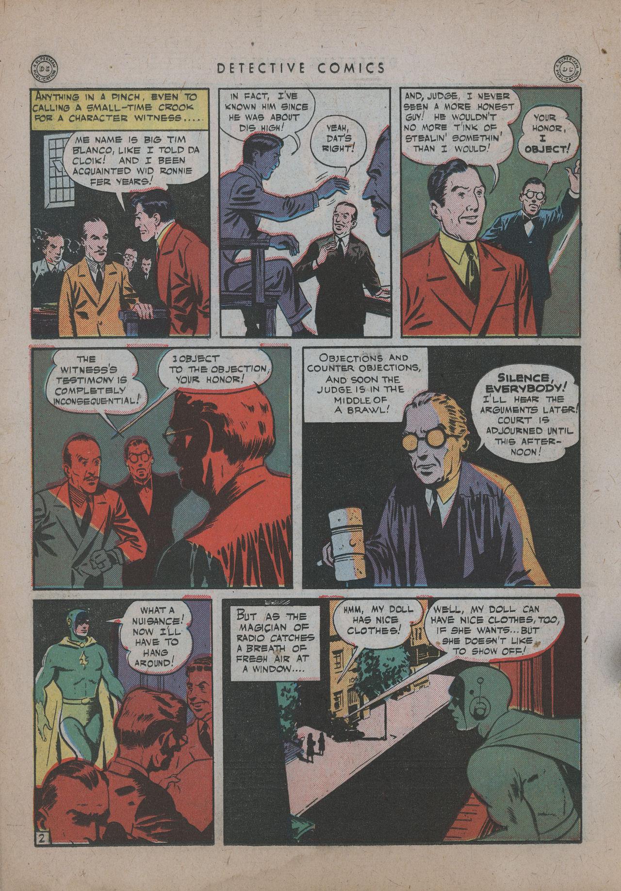 Read online Detective Comics (1937) comic -  Issue #101 - 26