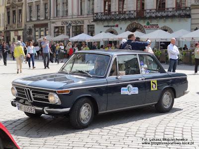 BMW 2002ti, Rajd Krak 2013