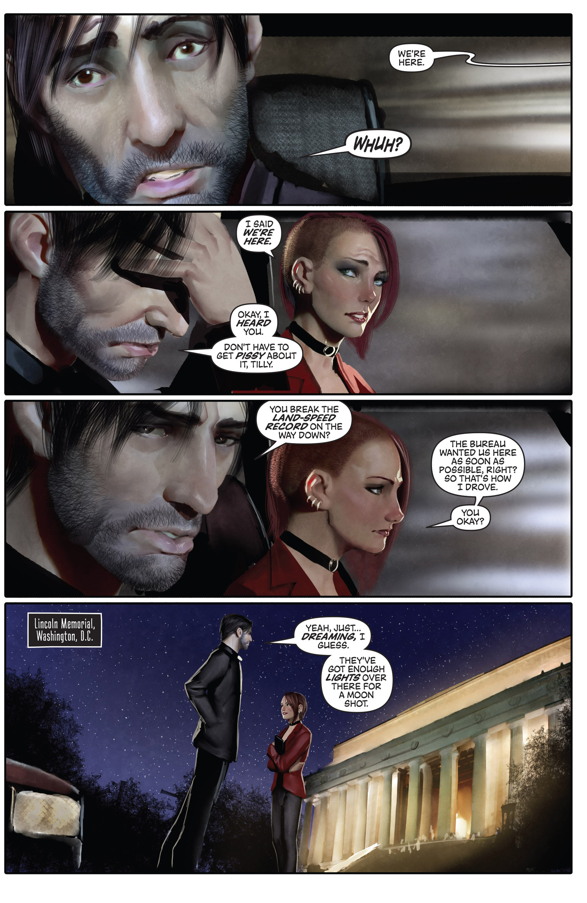 Read online Artifacts comic -  Issue #22 - 7