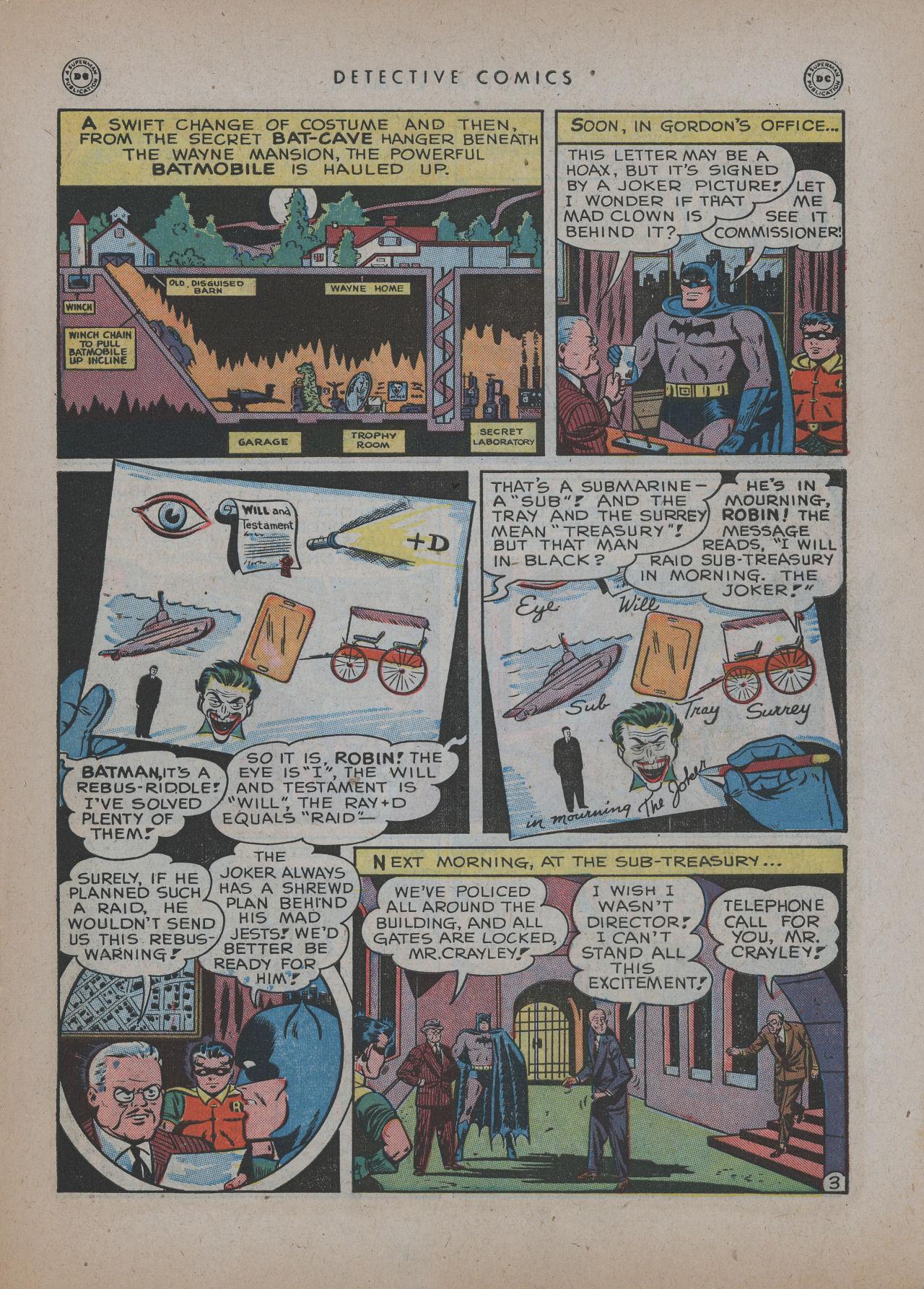 Read online Detective Comics (1937) comic -  Issue #137 - 5