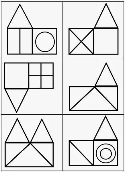 تعلم الأشكال الهندسية