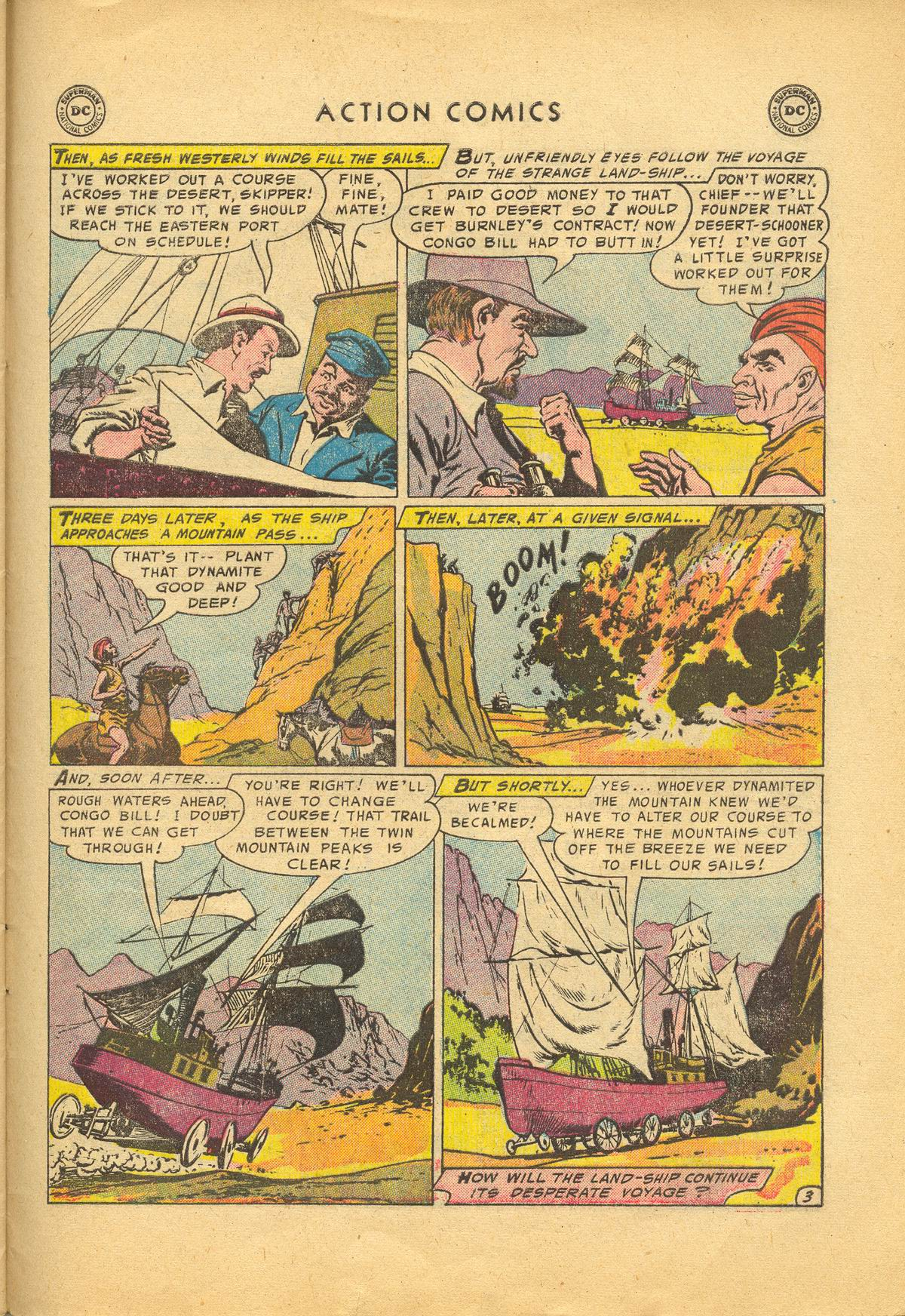 Read online Action Comics (1938) comic -  Issue #209 - 29