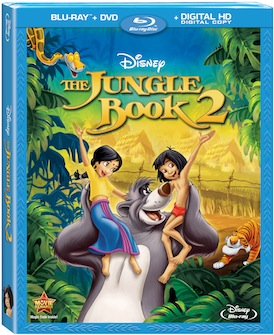 Blu-ray Review - The Jungle Book 2