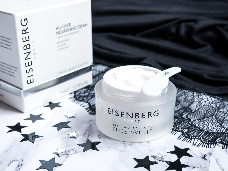 Eisenberg Pure White Masque Crème Relaxant oraz Soin Nourrissant Intégral