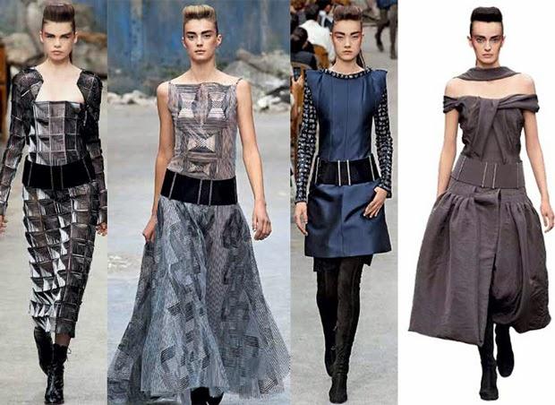 Высокая мода в больших объемах. Осень-зима 2013/14