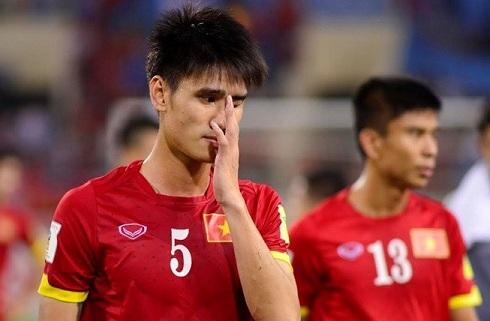 Việt Nam bị đoạt vé dự chung kết sau thất bại 2-4 với Malaysia.