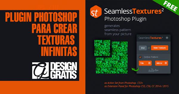 Plugin photoshop generador de texturas infinitas