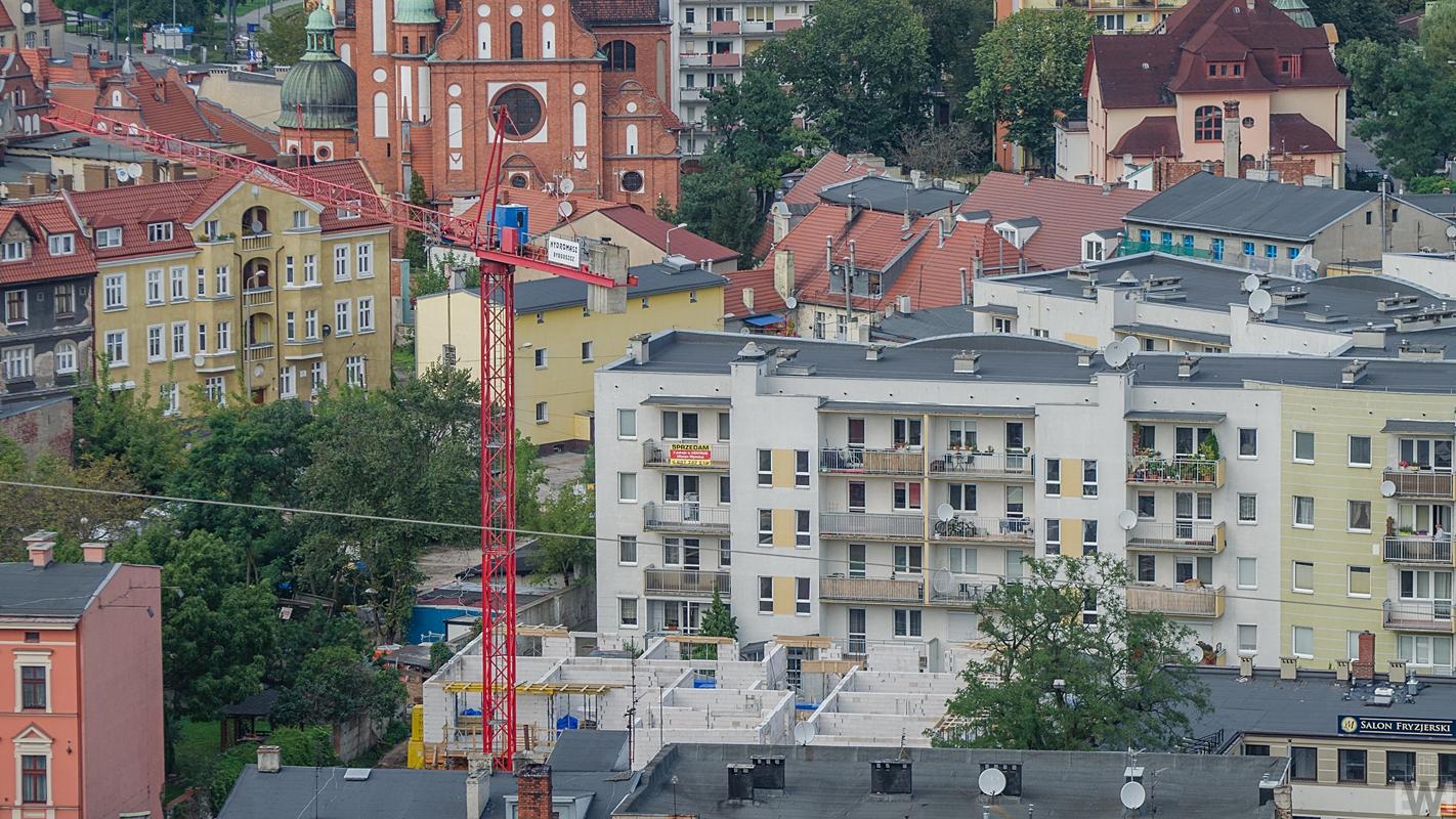 Inwestycje Z Góry Bydgoszcz W Budowie