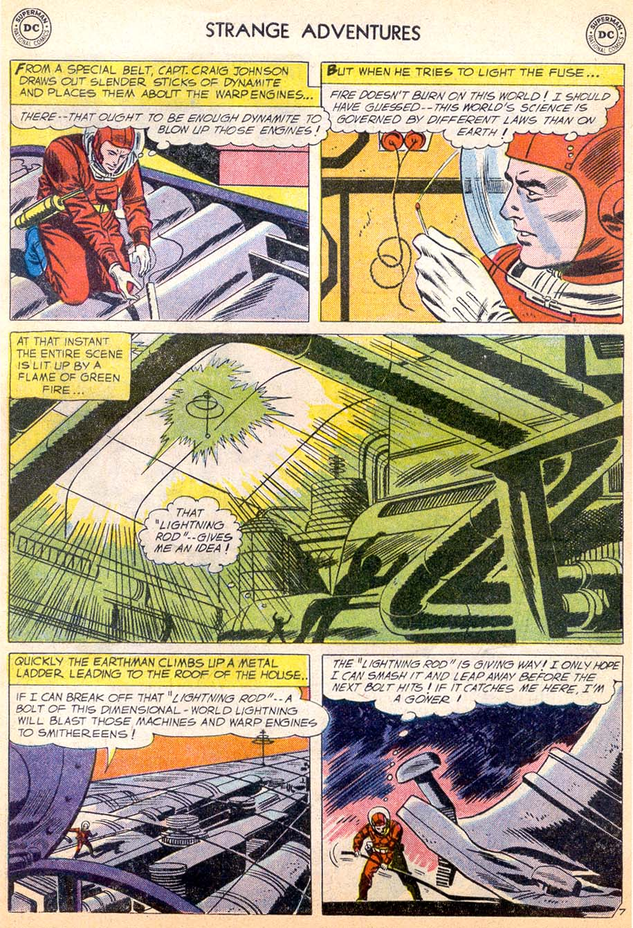 Strange Adventures (1950) issue 101 - Page 9