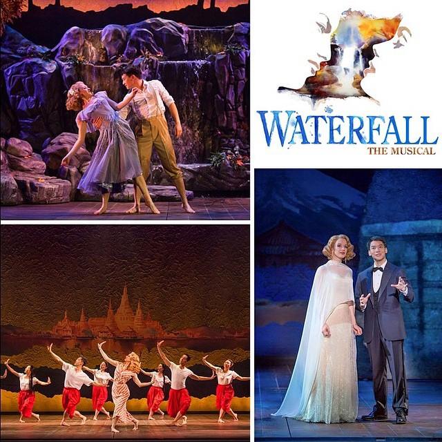 """""""บี้ สุกฤษฎิ์ วิเศษแก้ว - Waterfall A New Musical"""""""