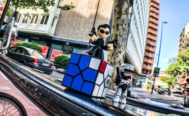 Moyu Redi Cube Solucion y Patrones