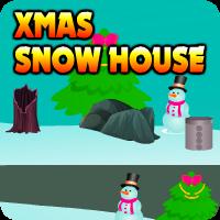AvmGames - Xmas Snow House Escape