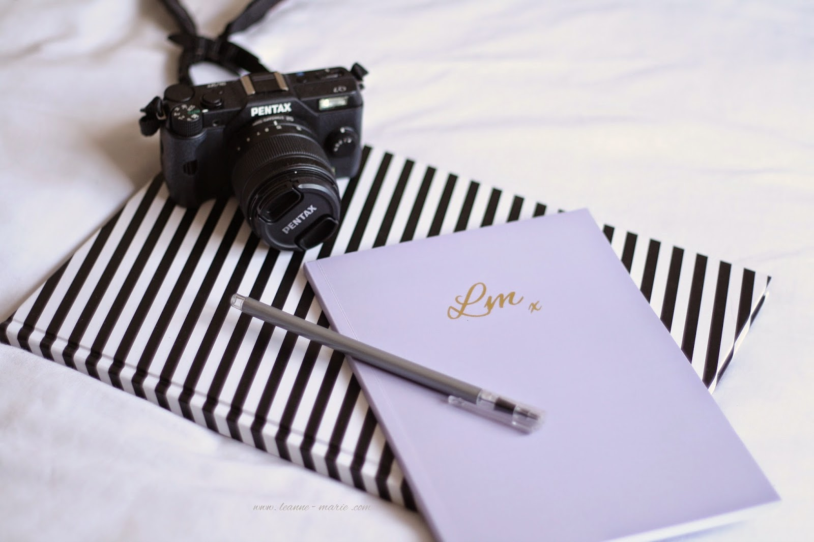CHROMA STATIONERY LILAC NOTEBOOK