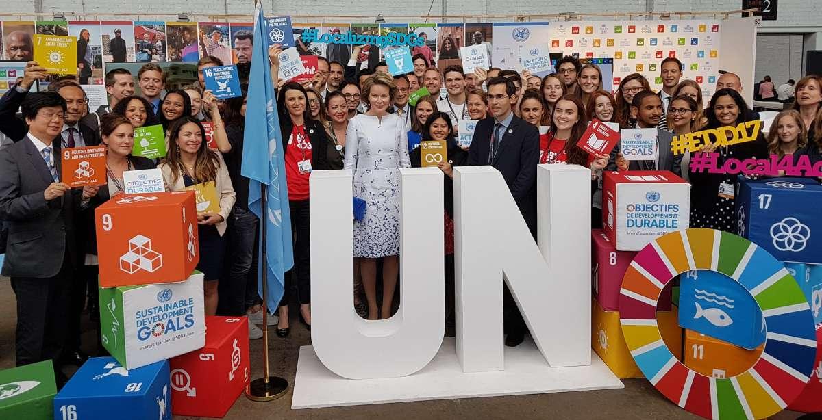 SDGs EU Campaign