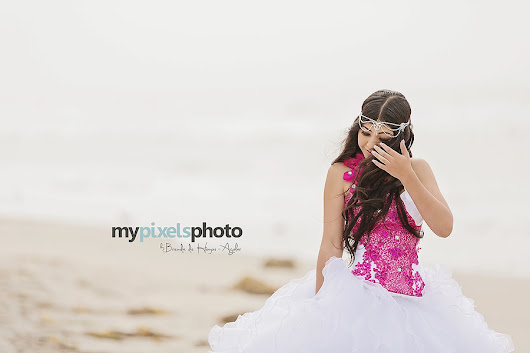 My Pixels Photo                                       : Johanna - Sweet Fifteen / Quinceañera - Tijuana Photographer