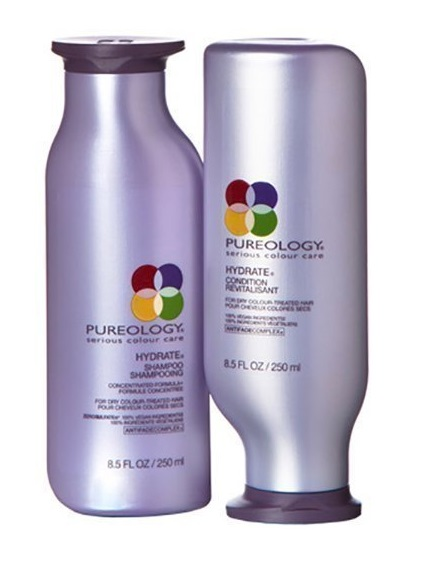 Amazon: Pureology Hydrate Shampoo and Condition Set only $24!