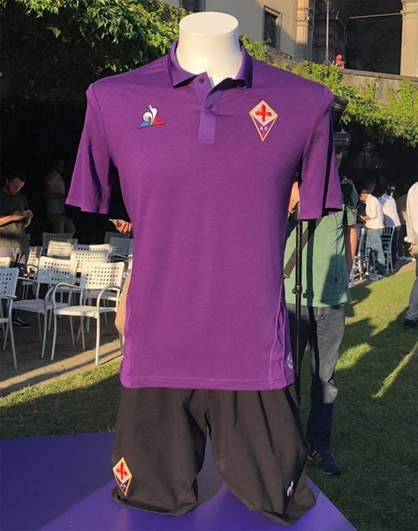 Camiseta Fiorentina FEDERICO CHIESA