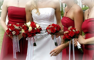Tips memilih rangkaian bunga untuk pernikahan