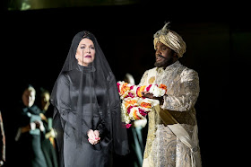Rossini: Semiramide - Joyce DiDonato, Lawrence Brownlee - Royal Opera (Photo Bill Cooper)