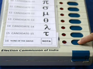 SC scraps use of NOTA option in Rajya Sabha elections