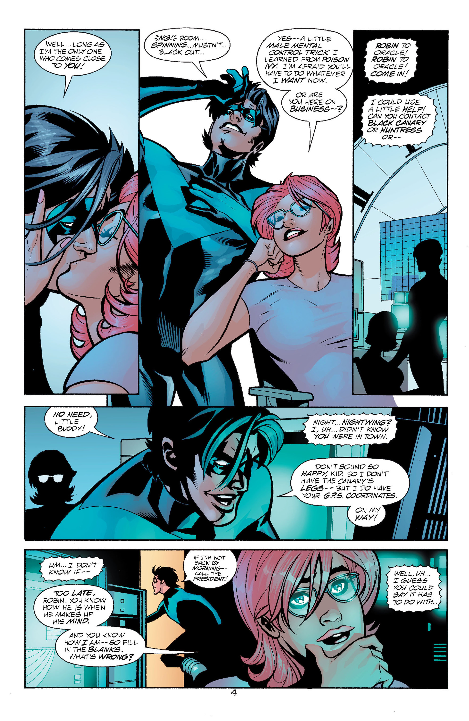 Harley Quinn (2000) Issue #11 #11 - English 5