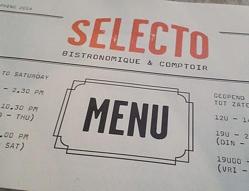 Uit eten in Brussel