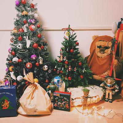 最初のクリスマス