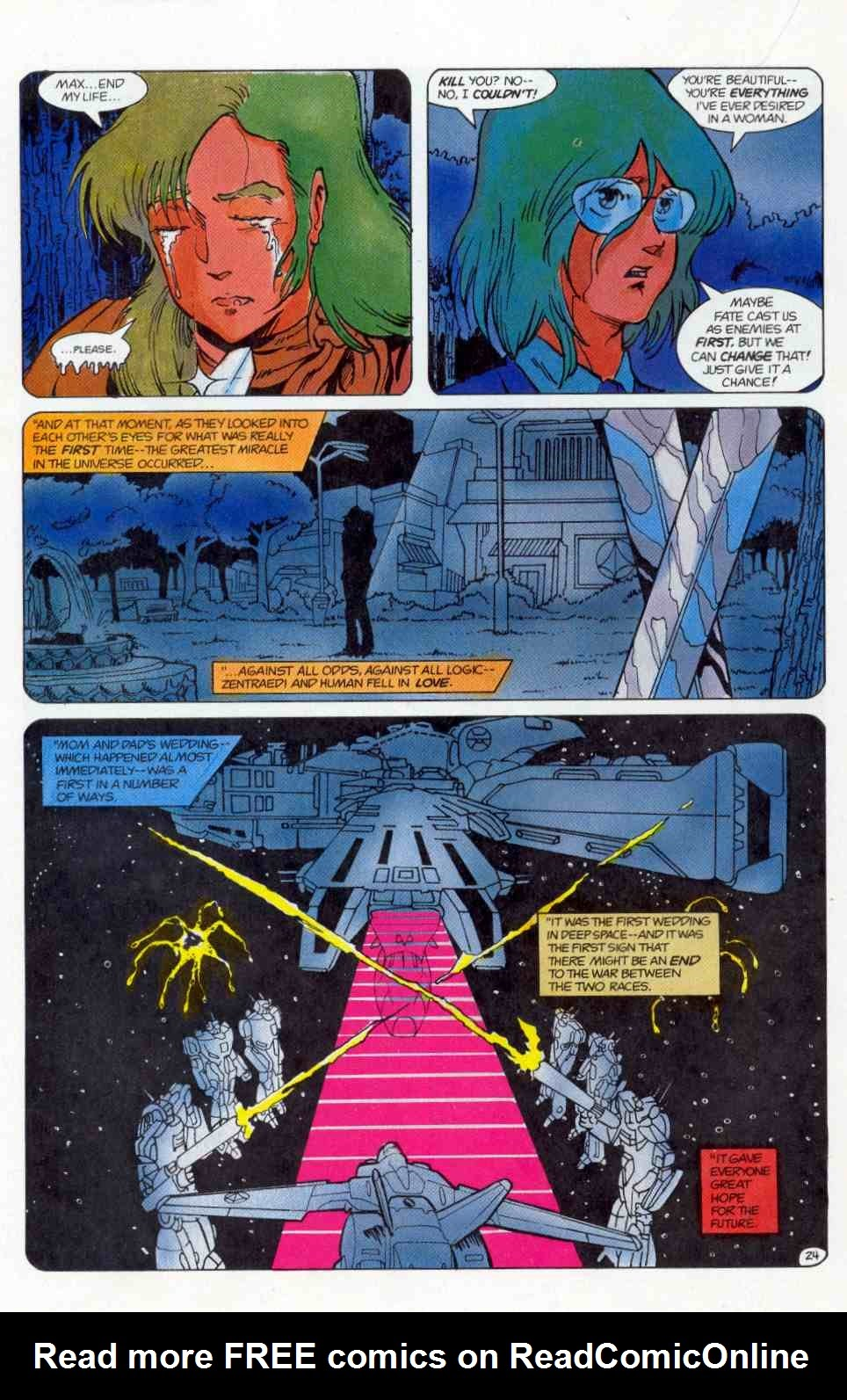 Robotech Special issue Full - Page 25