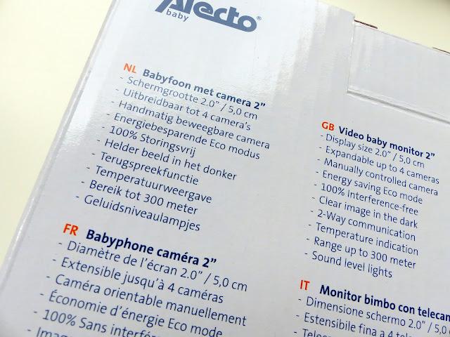 Alecto DVM 65