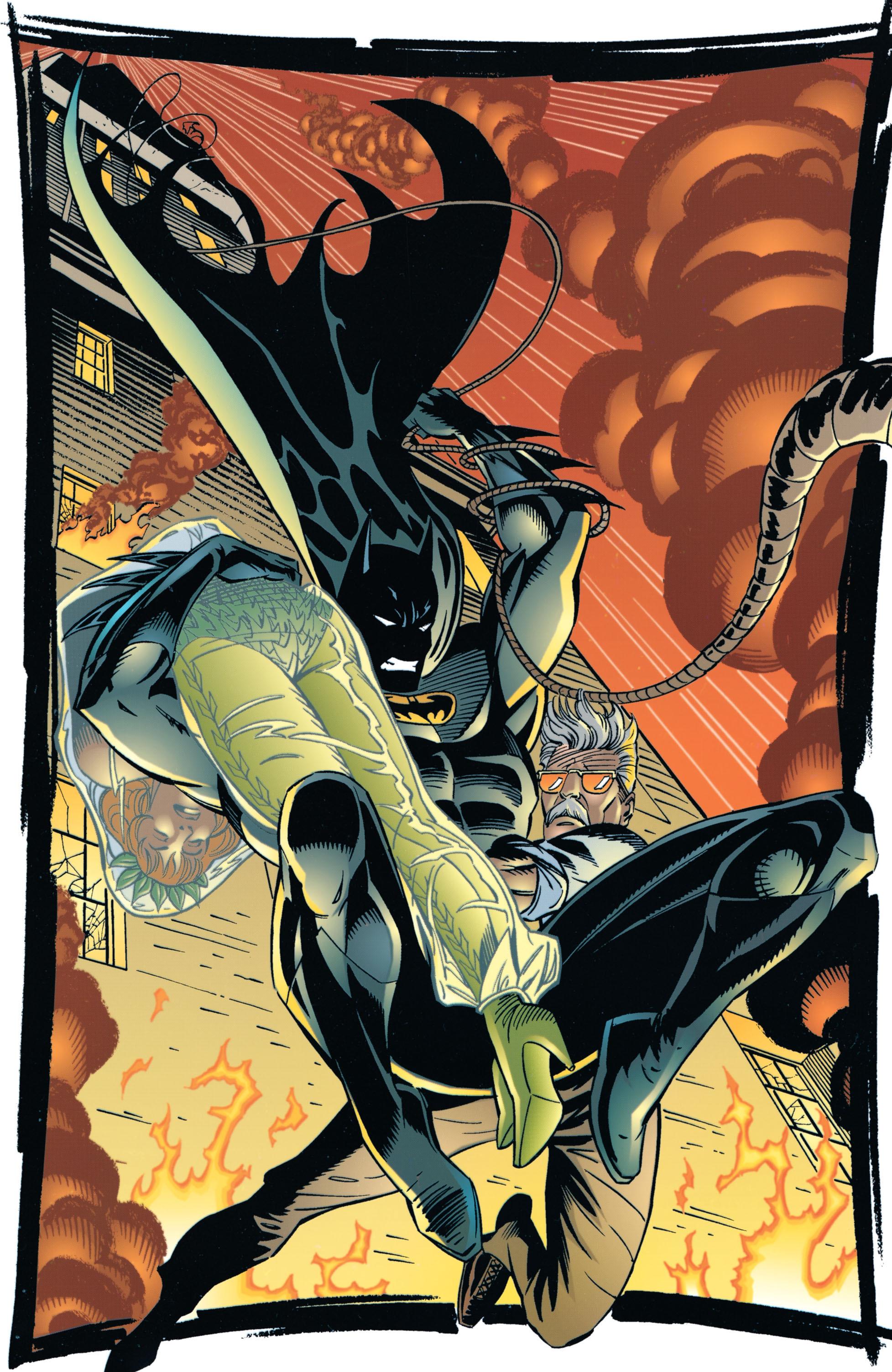 Detective Comics (1937) 696 Page 12