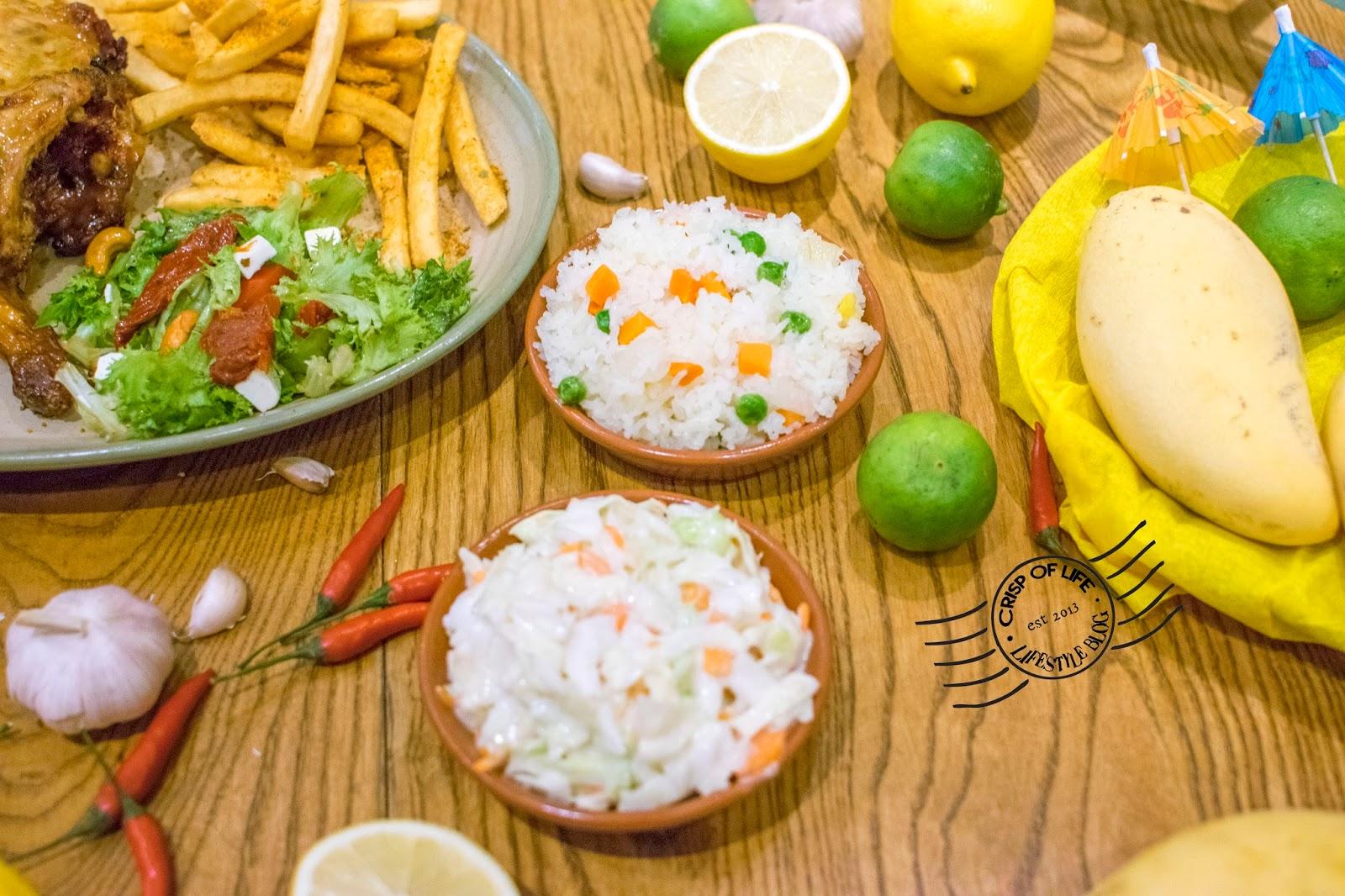 Nando's Malaysia Launched New PERi-PERi Flavour - Mango & Lime