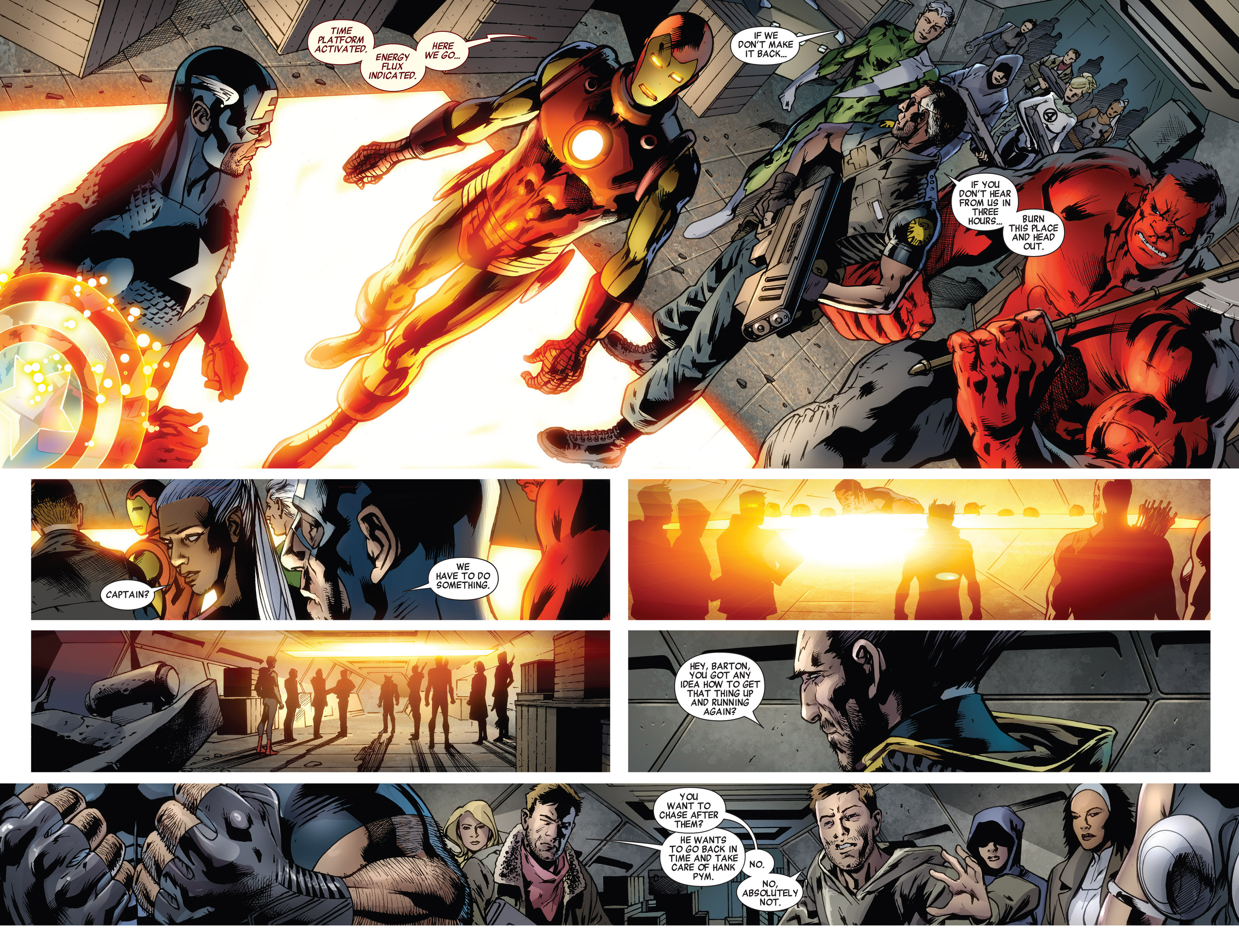 Read online Age of Ultron comic -  Issue #5 - 17