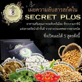 Secret Plus Enlargement Suplemen Original Thailand