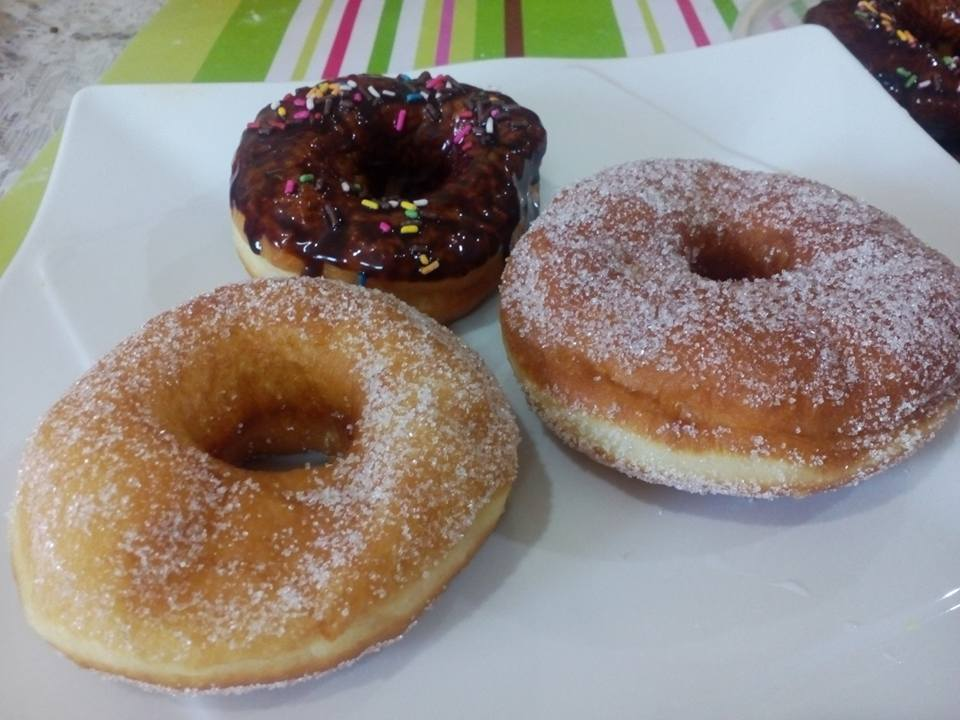 Permata: Resepi Donut Gebu
