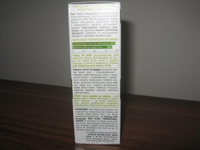 Bielenda, Skin Clinic Professional MEZO Terapia Korygująca, aktywne serum korygujące