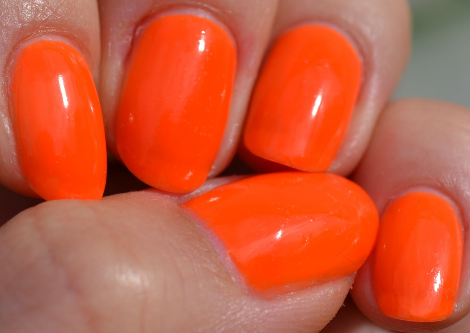 dark orange nail polish - HD 1600×1134