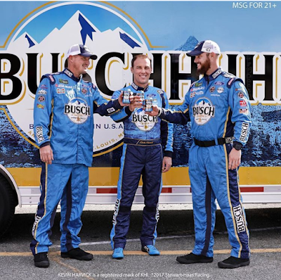 "Busch®/Busch Light ""500 to the 500"" #NASCAR Contest"